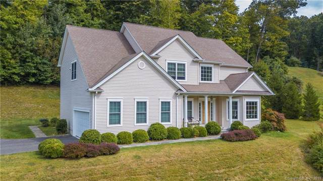 7 Nature Lane, Brookfield, CT 06804 (MLS #170235685) :: Mark Boyland Real Estate Team