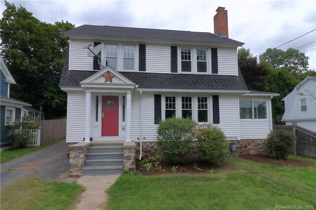 15 Walnut Terrace, Naugatuck, CT 06770 (MLS #170235689) :: The Higgins Group - The CT Home Finder