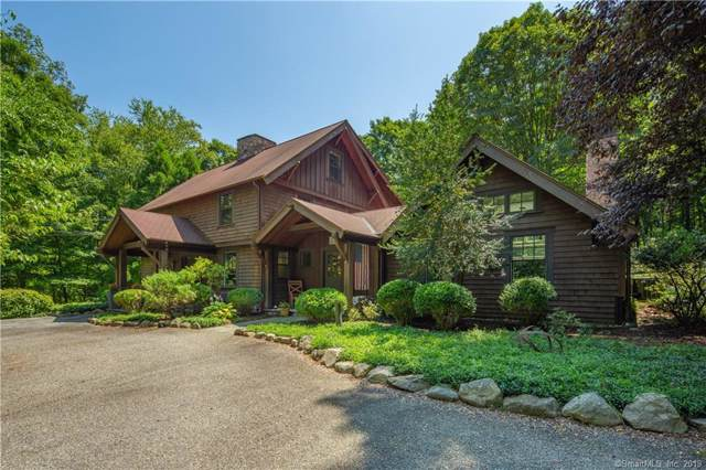 70 Cedar Road, Wilton, CT 06897 (MLS #170235732) :: The Higgins Group - The CT Home Finder