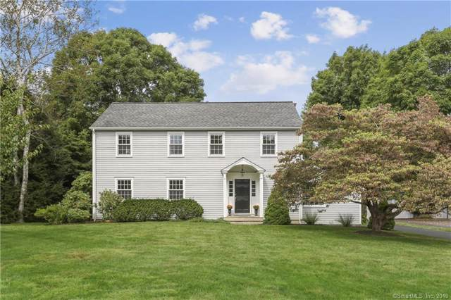 49 Red Rose Circle, Darien, CT 06820 (MLS #170235809) :: The Higgins Group - The CT Home Finder
