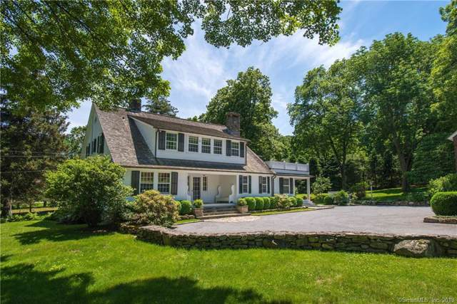58 Valley Road, New Canaan, CT 06840 (MLS #170235823) :: The Higgins Group - The CT Home Finder