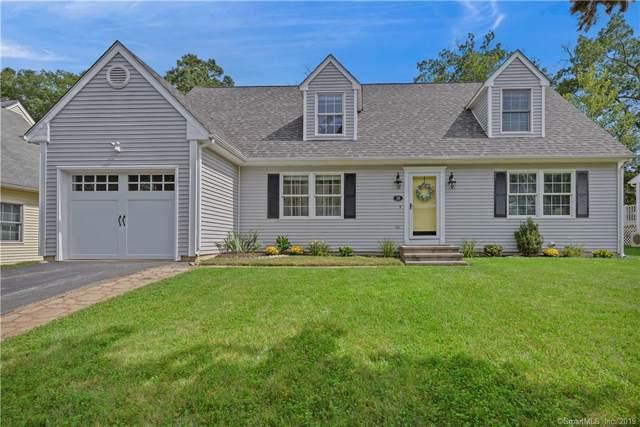 26 Hunting Ridge Drive, Groton, CT 06355 (MLS #170235829) :: Spectrum Real Estate Consultants