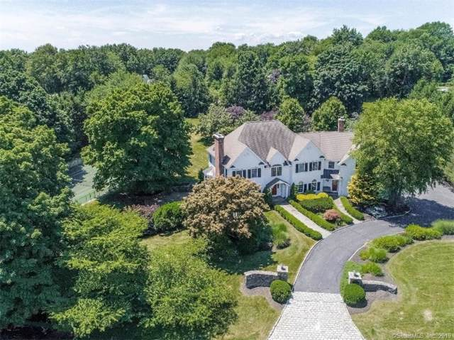 167 Sturges Ridge Road, Wilton, CT 06897 (MLS #170235861) :: The Higgins Group - The CT Home Finder