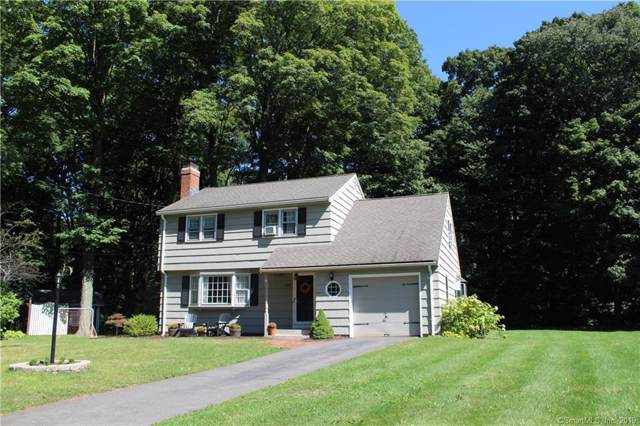 120 Clarendon Terrace, Newington, CT 06111 (MLS #170235882) :: Spectrum Real Estate Consultants
