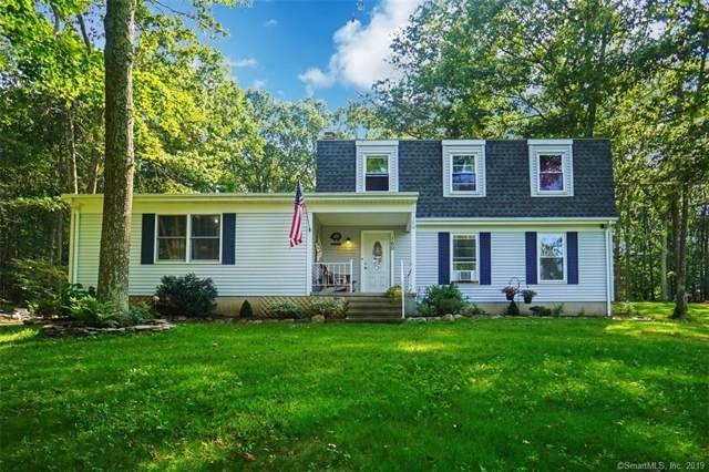 160 Mill Hill Road, Colchester, CT 06415 (MLS #170235884) :: The Higgins Group - The CT Home Finder