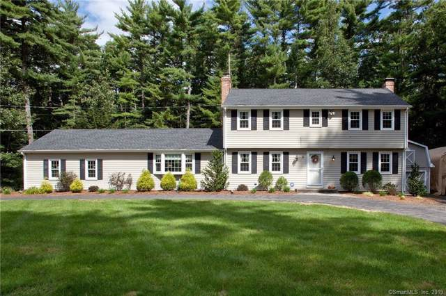 34 Long View Drive, Simsbury, CT 06070 (MLS #170235914) :: The Higgins Group - The CT Home Finder