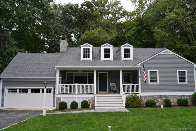 24 Nubel Lane, New Canaan, CT 06840 (MLS #170235932) :: The Higgins Group - The CT Home Finder