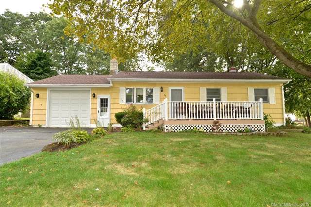 64 Putney Drive, West Haven, CT 06516 (MLS #170235952) :: The Higgins Group - The CT Home Finder