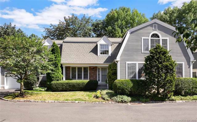 31 Lakeview Avenue 4B, New Canaan, CT 06840 (MLS #170235969) :: The Higgins Group - The CT Home Finder