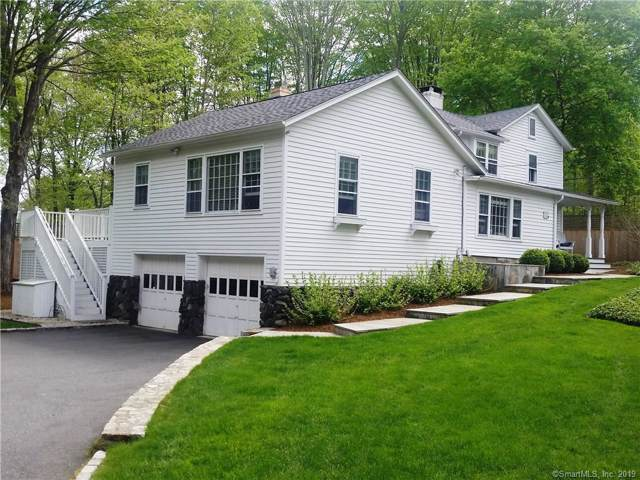 35 Cedar Road, Wilton, CT 06897 (MLS #170236060) :: The Higgins Group - The CT Home Finder
