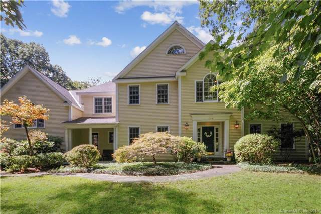 284 Newtown Turnpike, Weston, CT 06883 (MLS #170236078) :: The Higgins Group - The CT Home Finder
