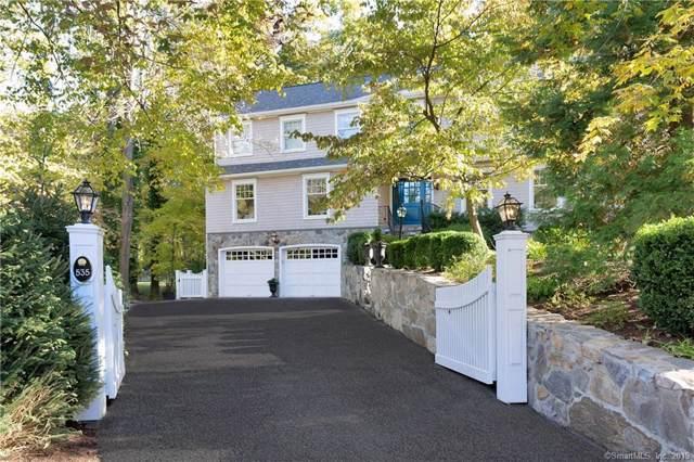 535 Hoyt Street, Darien, CT 06820 (MLS #170236163) :: The Higgins Group - The CT Home Finder