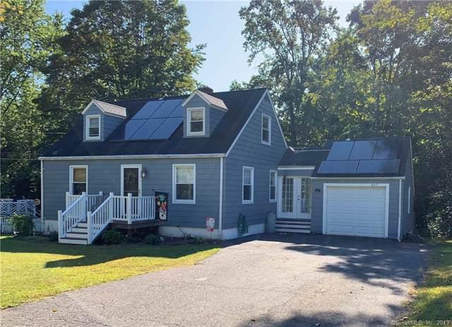 817 N High Street, East Haven, CT 06512 (MLS #170236191) :: Spectrum Real Estate Consultants