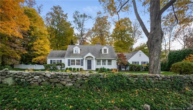 25 Overbrook Lane, Darien, CT 06820 (MLS #170236232) :: The Higgins Group - The CT Home Finder