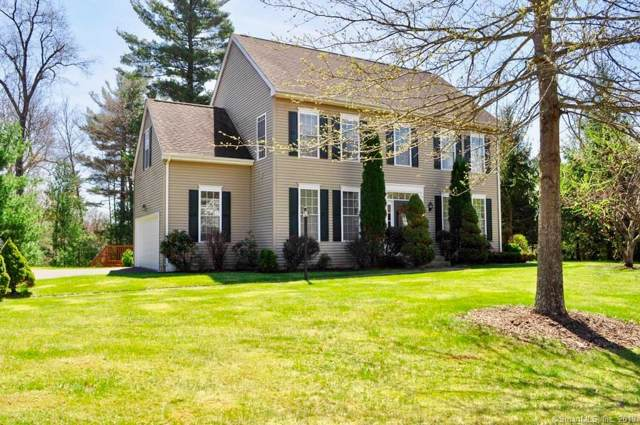 47 Buckingham Road, Avon, CT 06001 (MLS #170236244) :: Hergenrother Realty Group Connecticut