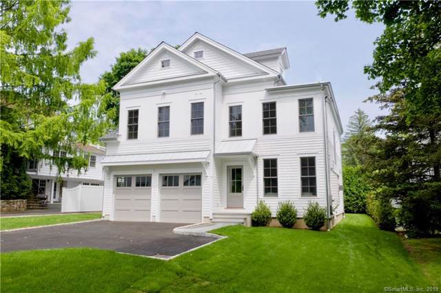 14 Harrison Avenue, New Canaan, CT 06840 (MLS #170236328) :: The Higgins Group - The CT Home Finder