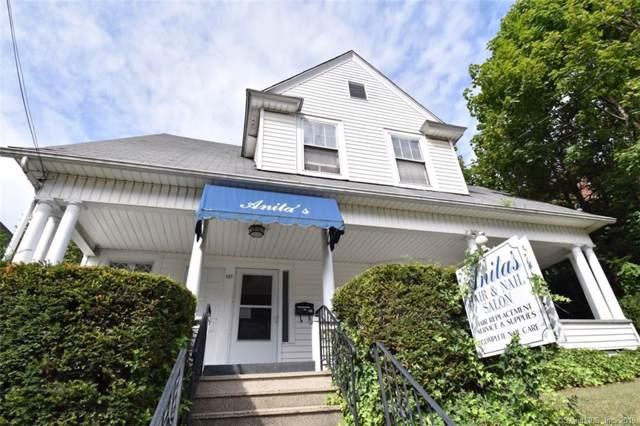 101 West Street, Danbury, CT 06810 (MLS #170236331) :: Spectrum Real Estate Consultants