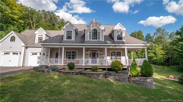 93 Oakwood Drive, Harwinton, CT 06791 (MLS #170236459) :: Hergenrother Realty Group Connecticut