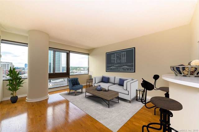 127 Greyrock Place #1407, Stamford, CT 06901 (MLS #170236504) :: The Higgins Group - The CT Home Finder
