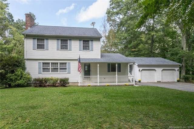 86 Jacques Road, Killingly, CT 06239 (MLS #170236572) :: Carbutti & Co Realtors
