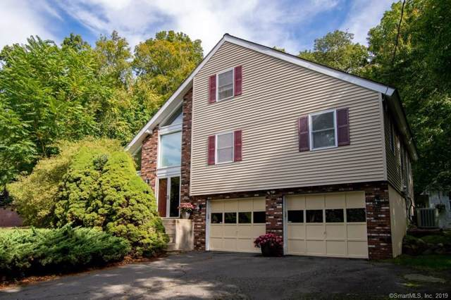 36 Raymond Drive, Meriden, CT 06451 (MLS #170236599) :: The Higgins Group - The CT Home Finder