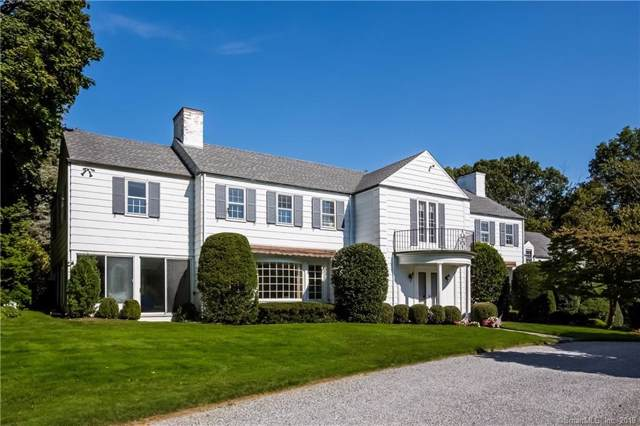 10 Watch Tower Road, Darien, CT 06820 (MLS #170236710) :: The Higgins Group - The CT Home Finder