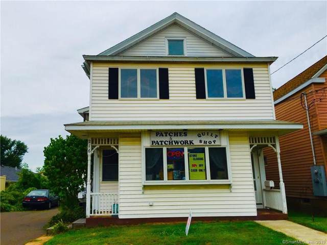 216 Main Street, Portland, CT 06480 (MLS #170236777) :: The Higgins Group - The CT Home Finder