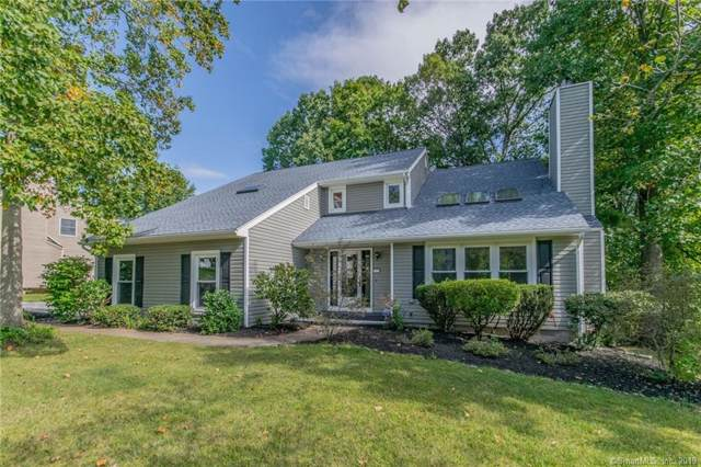 107 Tavern Circle, Middletown, CT 06457 (MLS #170236778) :: Spectrum Real Estate Consultants
