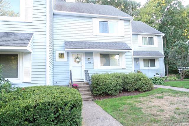 124 Salem Drive #124, Cromwell, CT 06416 (MLS #170236785) :: Spectrum Real Estate Consultants