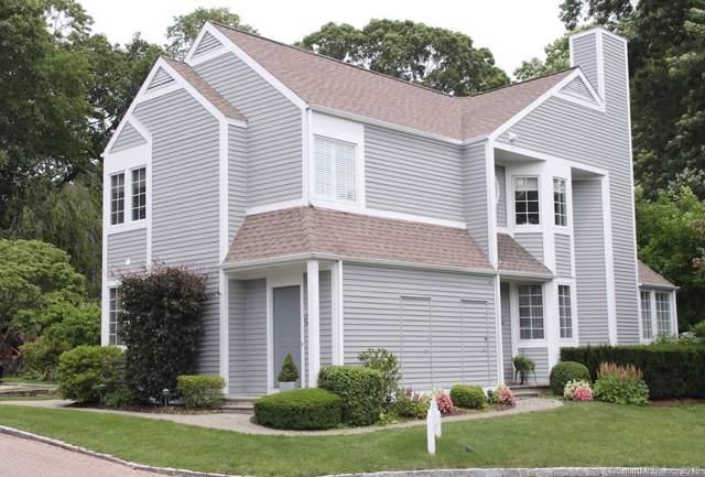 27 Hale Lane #27, Darien, CT 06820 (MLS #170236811) :: The Higgins Group - The CT Home Finder