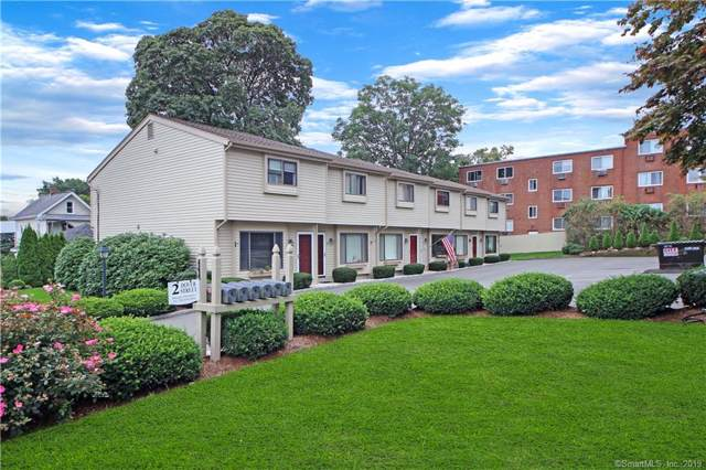 2 Dover Street #4, Norwalk, CT 06850 (MLS #170236825) :: The Higgins Group - The CT Home Finder