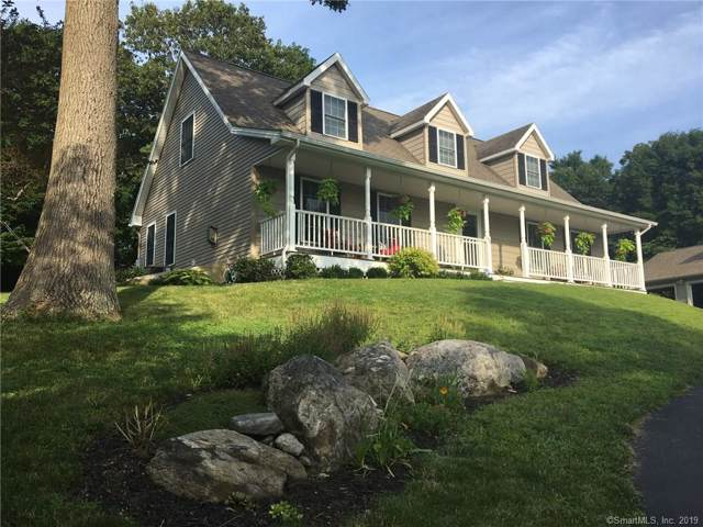 60 Capstan Avenue, Groton, CT 06355 (MLS #170236923) :: The Higgins Group - The CT Home Finder