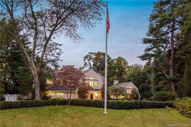 236 Sunset Hill Road, New Canaan, CT 06840 (MLS #170237081) :: Mark Boyland Real Estate Team