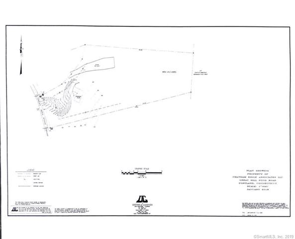 Lot 2 Great Hill Pond Road, Portland, CT 06480 (MLS #170237108) :: Spectrum Real Estate Consultants