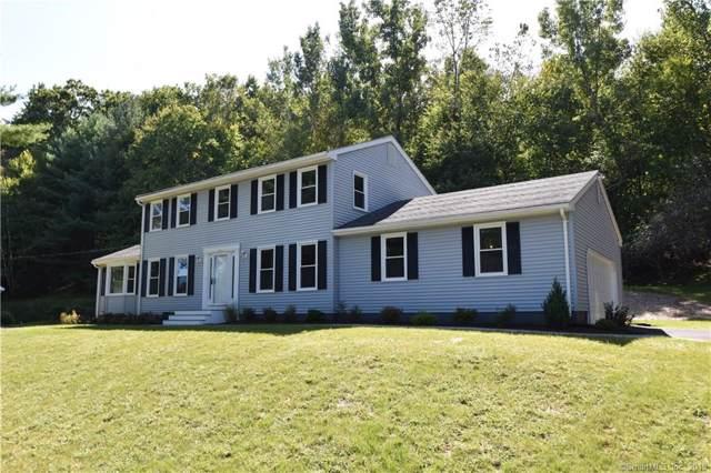 107 Brookview Drive, Vernon, CT 06066 (MLS #170237166) :: Spectrum Real Estate Consultants