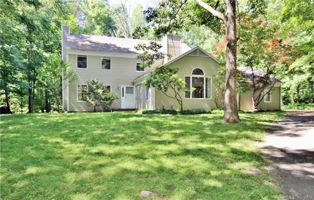 838 Valley Road, New Canaan, CT 06840 (MLS #170237204) :: The Higgins Group - The CT Home Finder