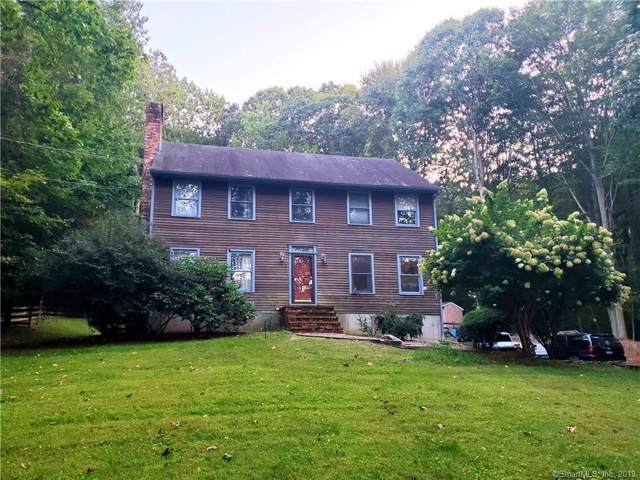 5 Round Hill Road, Shelton, CT 06484 (MLS #170237252) :: Spectrum Real Estate Consultants