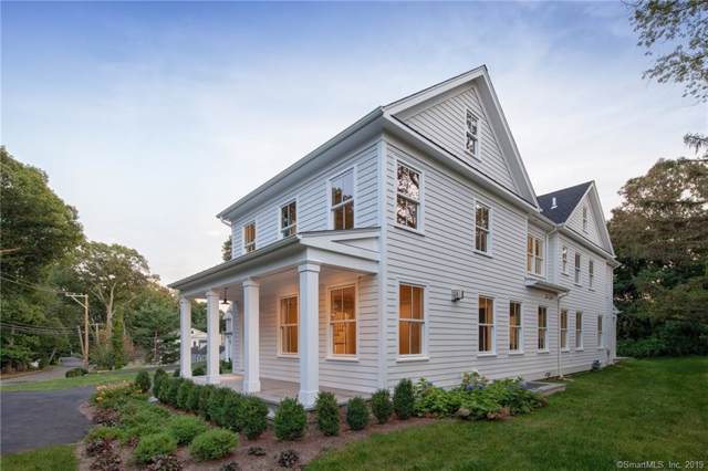 100 Hendrie Avenue, Greenwich, CT 06878 (MLS #170237327) :: The Higgins Group - The CT Home Finder