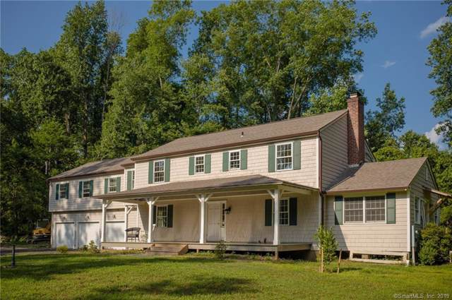 50 Great Oak Lane, Redding, CT 06896 (MLS #170237359) :: The Higgins Group - The CT Home Finder