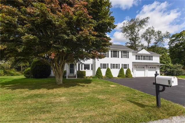 9 Chesebro Lane, Stonington, CT 06378 (MLS #170237373) :: The Higgins Group - The CT Home Finder