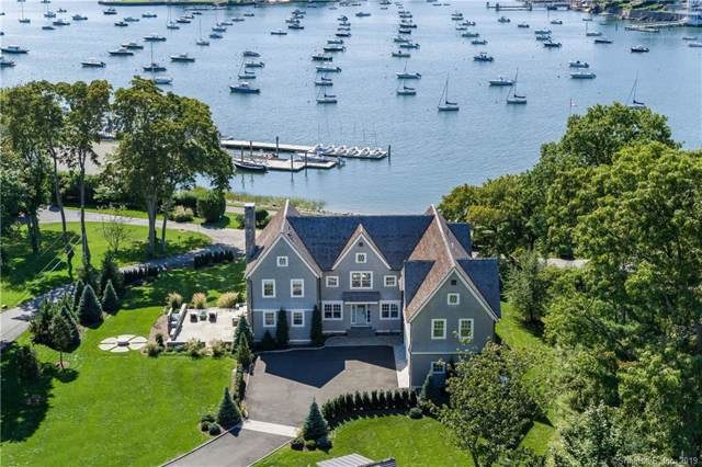 11 Nathan Hale Drive, Norwalk, CT 06854 (MLS #170237417) :: The Higgins Group - The CT Home Finder