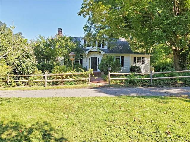 14 South Lane, Redding, CT 06896 (MLS #170237447) :: The Higgins Group - The CT Home Finder