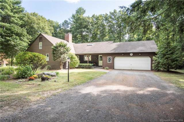 206 Simsbury Road, Granby, CT 06090 (MLS #170237567) :: The Higgins Group - The CT Home Finder