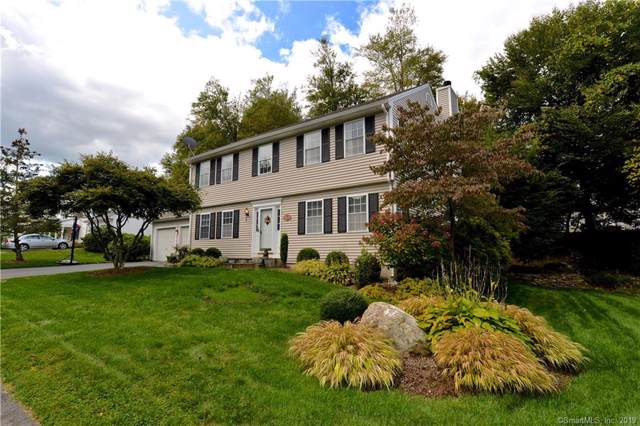 78 Old Colony Road #78, Monroe, CT 06468 (MLS #170237783) :: The Higgins Group - The CT Home Finder