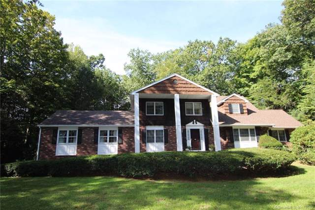 23 Hidden Brook Drive, Brookfield, CT 06804 (MLS #170238064) :: The Higgins Group - The CT Home Finder