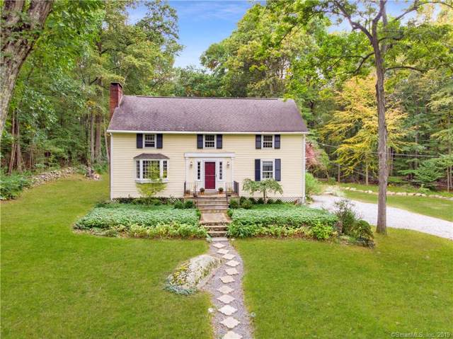 17 Lobdell Lane, Easton, CT 06612 (MLS #170238258) :: The Higgins Group - The CT Home Finder