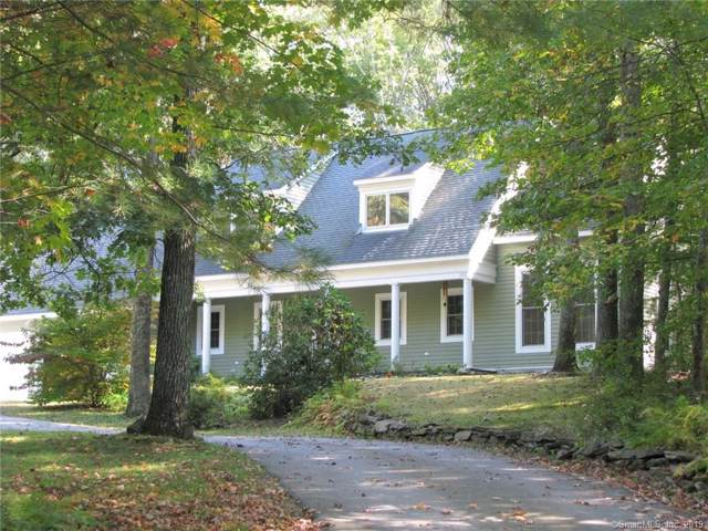 109 Forest Road, Mansfield, CT 06268 (MLS #170238317) :: The Higgins Group - The CT Home Finder