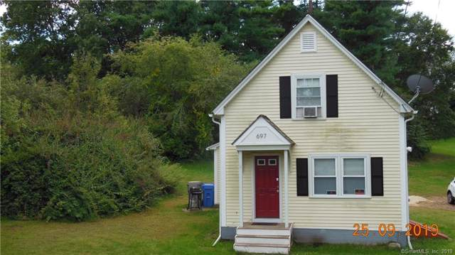 697 Voluntown Road, Griswold, CT 06351 (MLS #170238330) :: The Higgins Group - The CT Home Finder