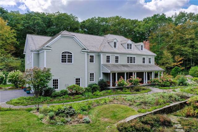 176 Old Branchville Road, Ridgefield, CT 06877 (MLS #170238696) :: The Higgins Group - The CT Home Finder