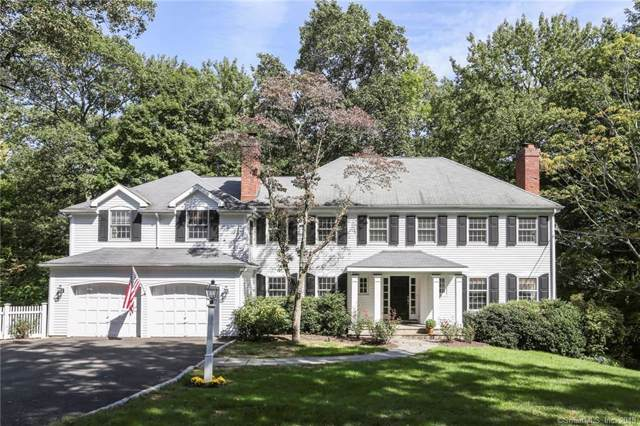 9 Settlers Trail, Darien, CT 06820 (MLS #170238795) :: The Higgins Group - The CT Home Finder